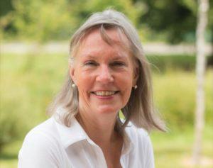Gretchen Garth, Board President