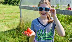 Youth farm camp for kids