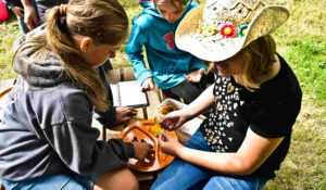 Youth summer farm camp for kids